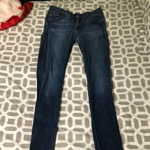 Women 7 for all mankind jeans Roxanne